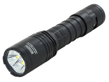 Nitecore i4000R Intelligent Rechargeable Tactical LED Flashlight - 4 x CREE XP-L2 V6 - 4400 Lumens - Includes 1 x 21700