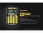 Nitecore UMS4 Charger manufacturer feature slide