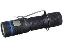 Jetbeam E40R Rechargeable LED Flashlight - Luminus SST40 - 1150 Lumens - Includes 1 x 18650