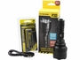 Nitecore P30 with battery and USB cable