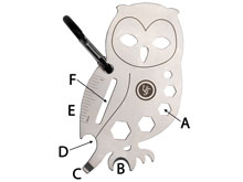 UST Tool A Long Owl