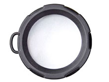 Olight White Diffuser - Fits the Olight S Series, M10 and M18 LED Flashlights (OLIGHT-DM10)
