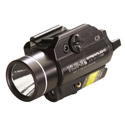 Streamlight TLR-2s 69230 LED Pistol Light with Strobe - Picatinny and Glock Rail Mount - Fits Beretta 90two, S&W 99 and S&W TSW - 300 Lumens - Includes 2 x CR123As