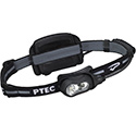 Princeton Tec Remix Rechargeable Headlamp - 4 x LEDs - 200 Lumens - Includes Li-Ion Battery Pack - Black or White/Green