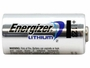 Side View of Energizer CR123A