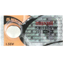 Maxell SR1130SW 390 83mAh 1.55V Silver Oxide Button Cell Battery - Hologram Packaging - 1 Piece Tear Strip, Sold Individually