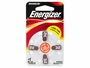 Energizer Size 312 Hearing Aid Batteries - 4 Count Blister Pack