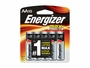 Energizer Max AA batteries in 10 piece retail card