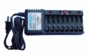 Vanson 8-channel battery charger side profile
