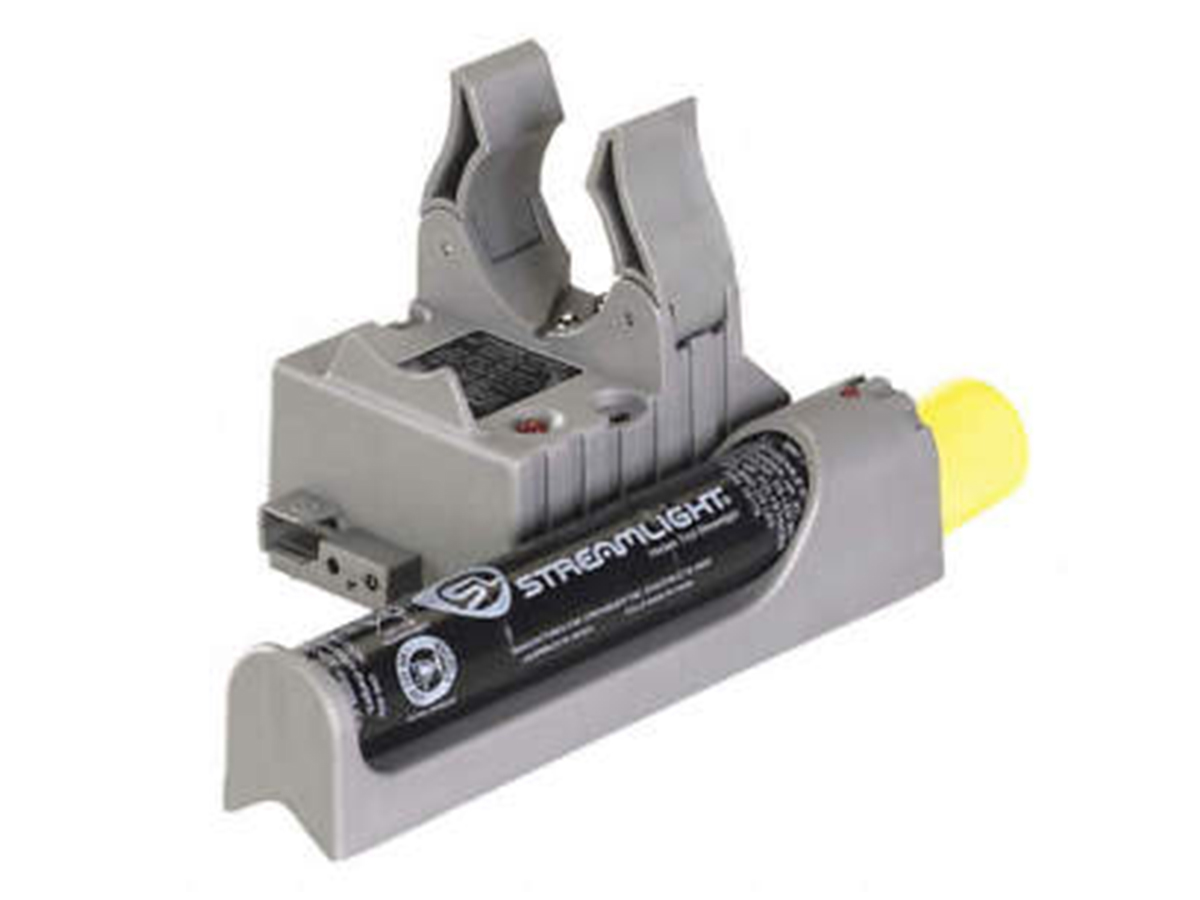streamlight piggyback smart charger with battery