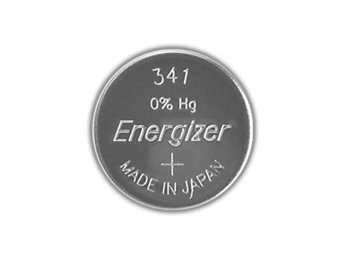 Energizer SR714SW coin cell battery front view