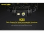 NITECORE HC65 headlamp manufacturer slide, main features and selling points