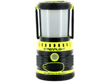 Streamlight Super Siege USB Rechargeable Floating LED Lantern - White and Red LED - 1100 Lumens - Includes Li-ion Battery Pack - Yellow or Coyote