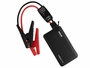 iOnBoost Slim Lithium Jumpstarter with jumper cables - side angle