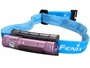 Fenix HL10 headlamp in lilac left side angle