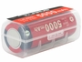 Klarus 26650 battery in case with lid closed