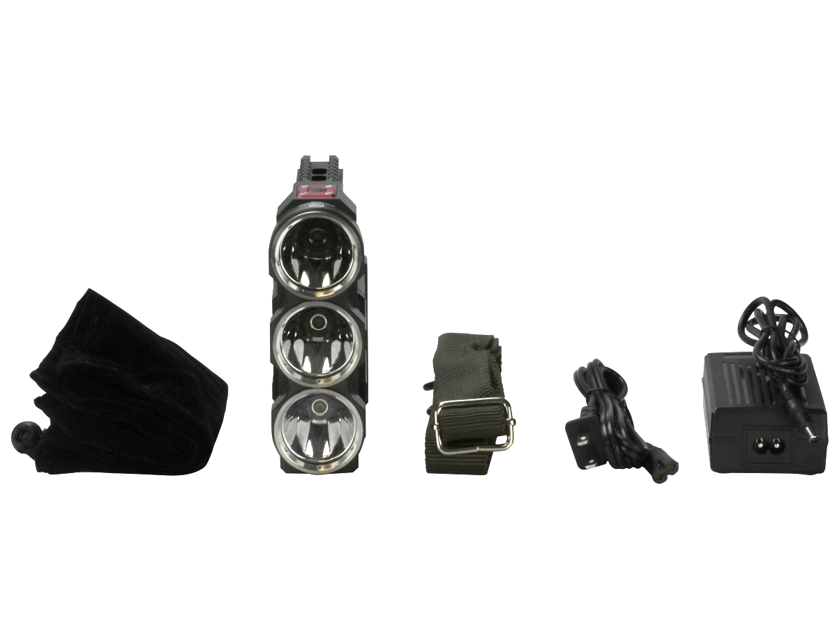 Accessories for JETBeam T8 searchlight