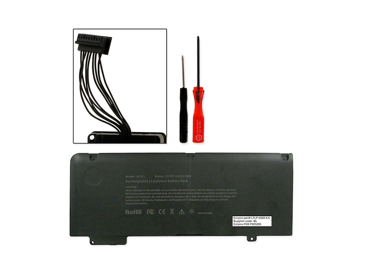 Main Image of Battery Pack