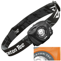 Princeton Tec EOS Industrial Headlamp - 1 x Maxbright LED - 105 Lumens - Class I Div 2 - Includes 3 x AAAs - Black or Orange