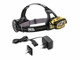 PETZL E80CHR headlamp with charging cord