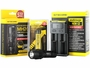 Nitecore MH20 flashlight with battery and i2 charger