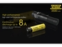 Slide about the Discharge Current of the Nitecore NL1835HP 18650