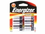 Energizer CR123A batter in 6 count retail card