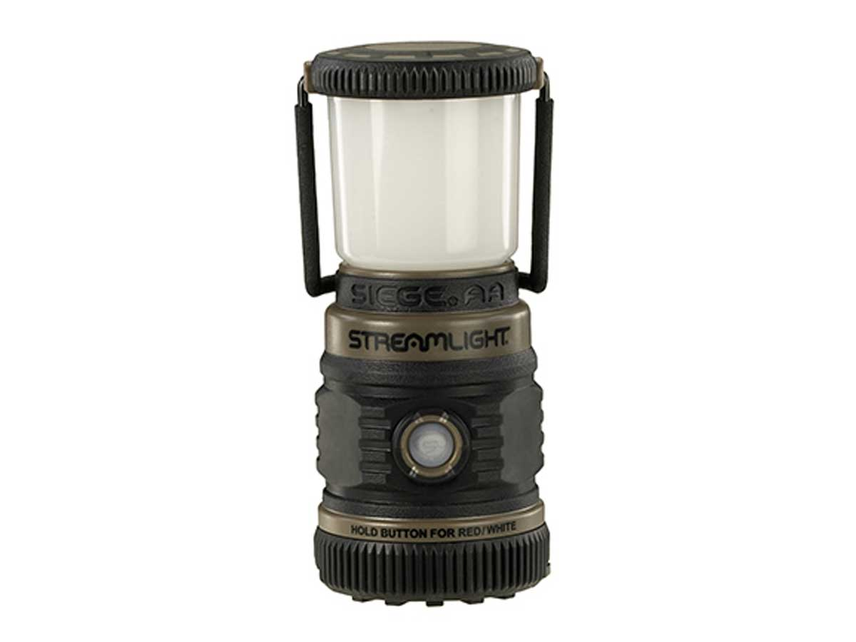 Streamlight Siege AA Coyote Ultra-Compact Floating LED Lantern