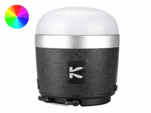 Klarus CL1 Rechargeable Camping Lantern and Bluetooth Speaker - High CRI LED - 390 Lumens - Includes 3.7V 6600mAh Li-Ion Battery Pack
