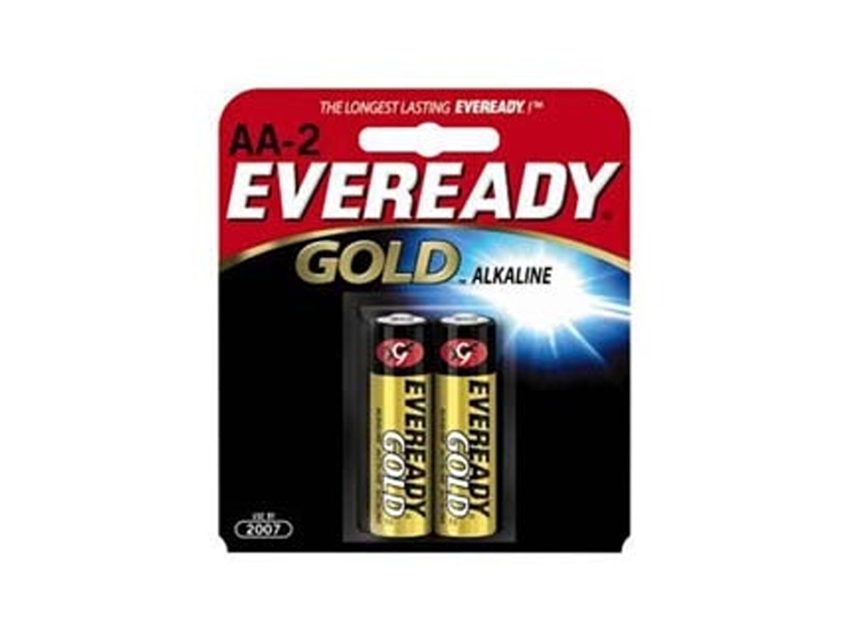 Energizer Eveready A91 batteries in 2 piece retail card