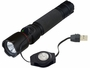 ASP Poly Triad USB LED Flashlight Charging with Micro-USB Cable