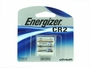 Energizer ELC2 3V batteries in 2 pack retail card