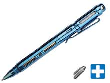 MecArmy TPX22 Titanium Tactical Pen - Comes in Titanium or PVD Blue