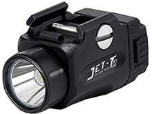 Jetbeam JET-T2 Compact LED Weapon Light- CREE XP-L HI - 520 Lumens - Includes 1 x 3.7V 700mAh RCR123A