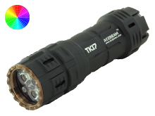 Acebeam TK17-AL LED Flashlight - Includes 1 x 18350 with a Built-In Charging Port