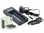 iPower Charger with 8 AA Batteries