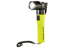 Pelican 3310R-RA Rechargeable LED Flashlight - 948 Lumens - Includes 1 x 18650 - Yellow