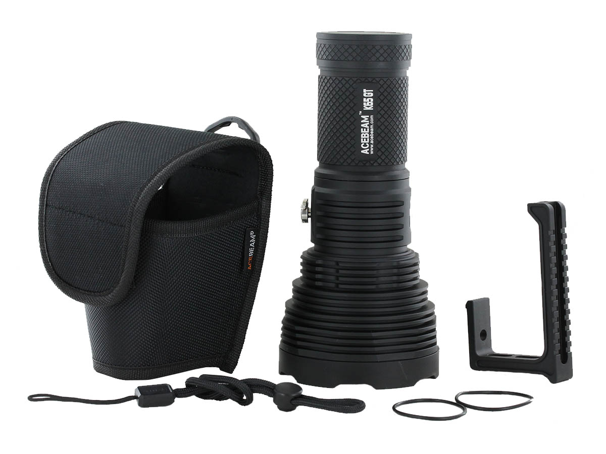 Acebeam K65-GT Searchlight Accessories