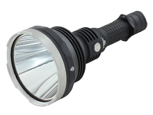Acebeam T28 Long Distance LED Searchlight - CREE XHP35 HI - 2500 Lumens - Uses 1 x 21700
