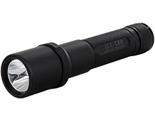 JETBeam C8R Rechargeable LED Flashlight - CREE XPL2 - 1480 Lumens - Uses 1 x 21700 (included) or 1 x 20700 or 1 x 18650