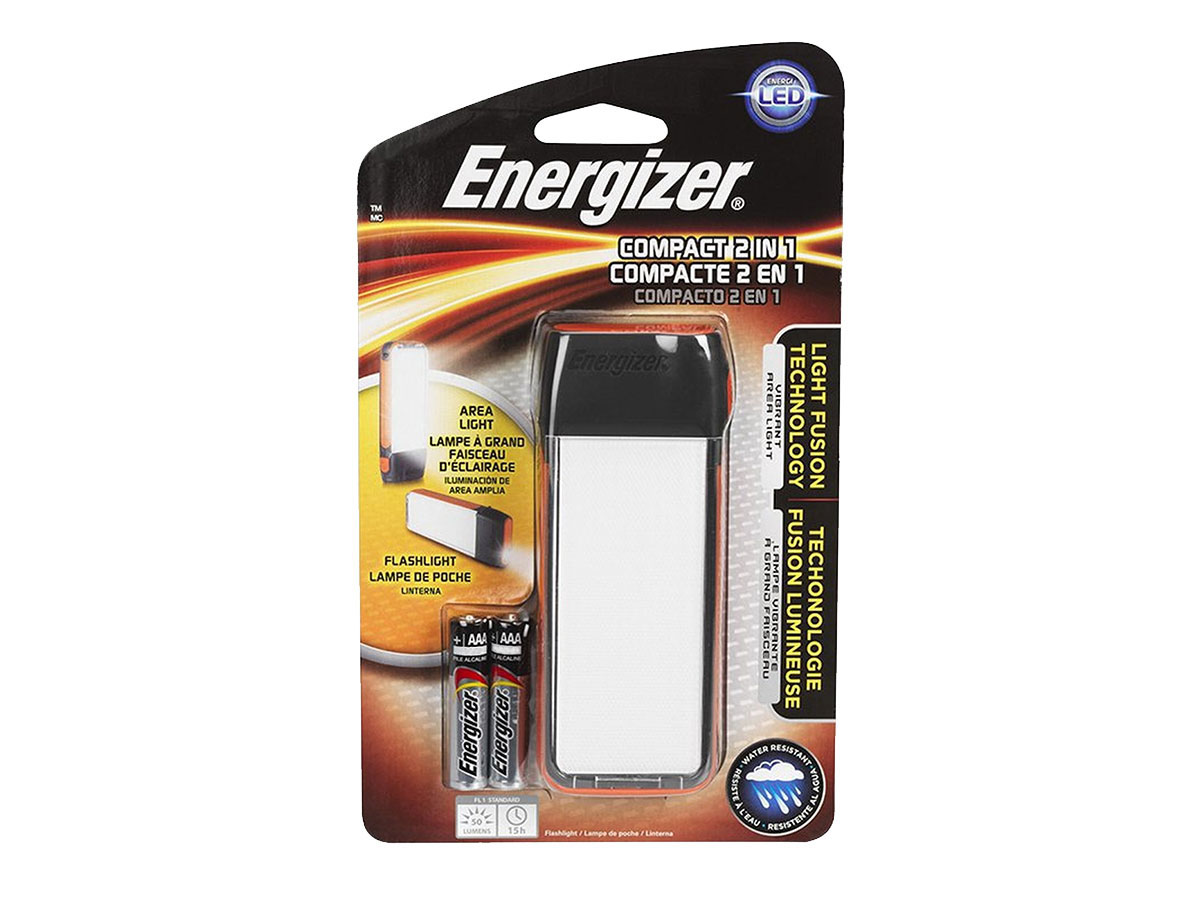 Energizer Light Fusion Work Light right side angle