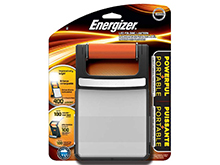Energizer LED Folding Lantern - 400 Lumens - Includes 4 x AA Batteries - ENFFL81E