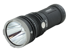 Acebeam K30 GT Long Distance LED Flashlight - LUMINUS SBT-90 GEN2 - 5300 Lumens - Uses 3 x 18650