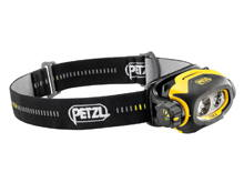 Petzl Compact Rugged PIXA 3 Multi-Beam LED Headlamp - 100 Lumens - HAZLOC Class I, Div 1 and 2 Certified - Includes 2 x AA/LR6s (E78CHB-2UL)