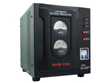 Seven Star Deluxe Automatic Voltage Regulator - Power Converter / Transformer - 10000 watts (ATVR-10000)
