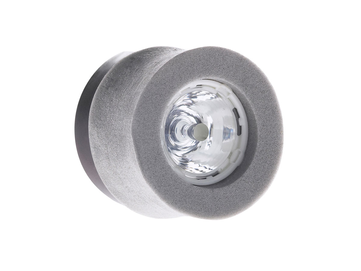 TerraLux LED Bulb right side angle