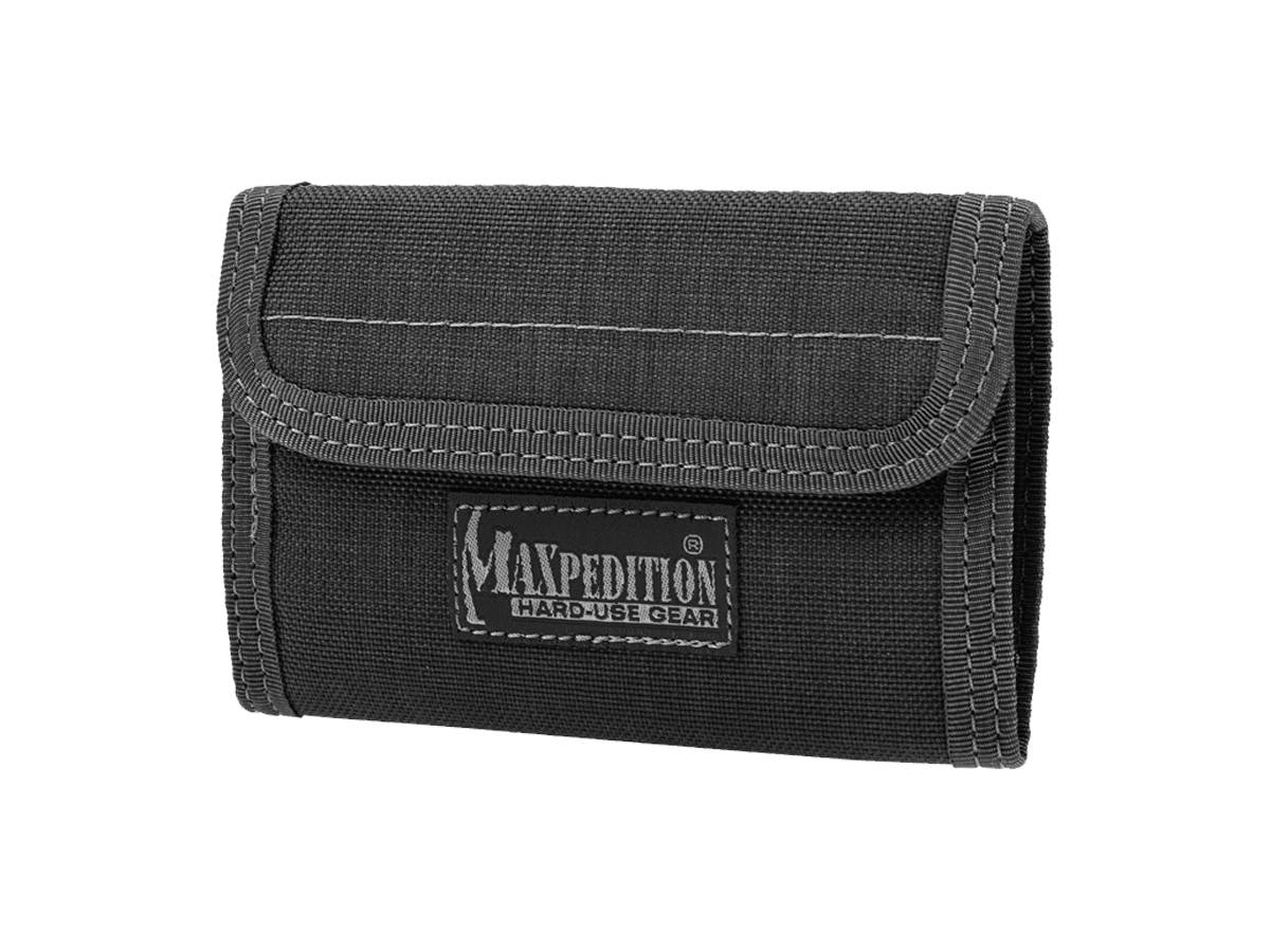 Black Version of the Maxpedition Spartan Wallet