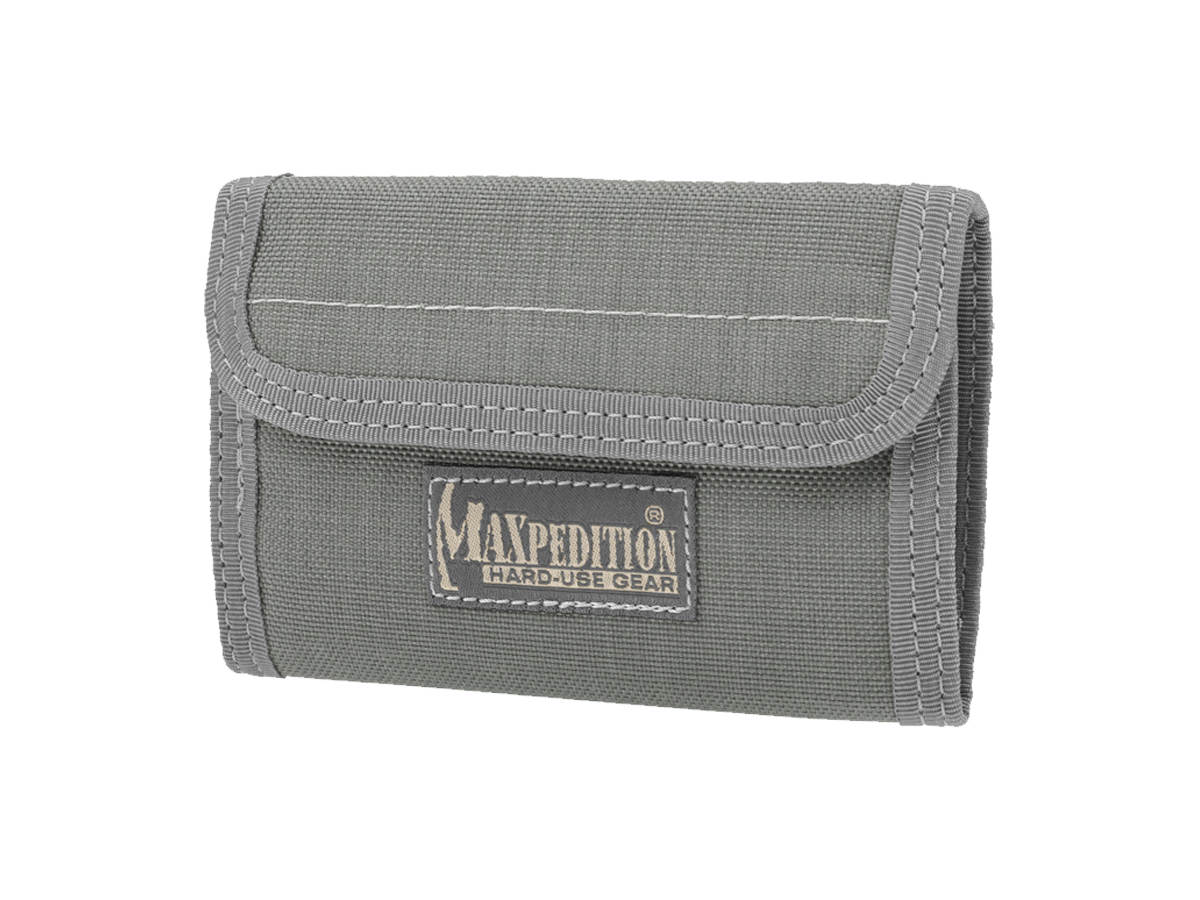 Foliage Green Version of the Maxpedition Spartan Wallet