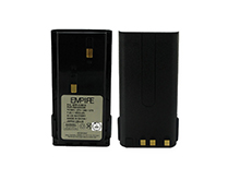 Empire 7.2V Replacement Nickel-Cadmium (NiCd) KNB-15A Battery Pack for Kenwood TK 2-Way Radios (EPP-KNB15)