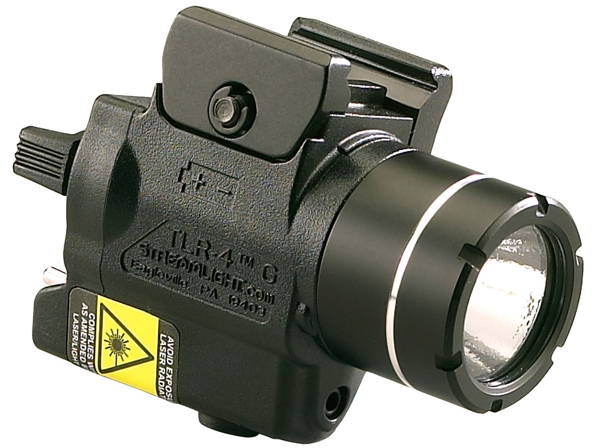 Secondary Angle Shot of the Streamlight TLR-4 G